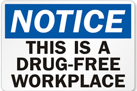 Drug Free Workplace Policy and Procedure