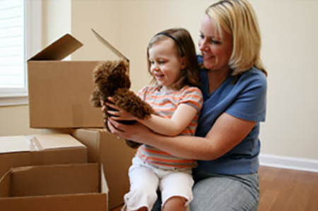 Relocation in Family Law Cases