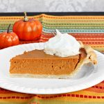 Pumpkin Pie to Humble Pie