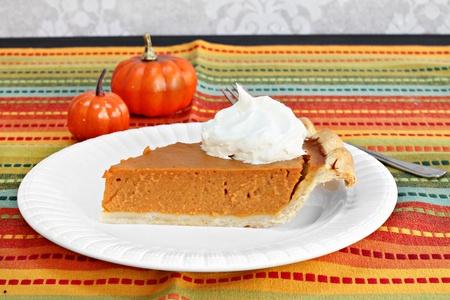 Pumpkin Pie to Humble Pie