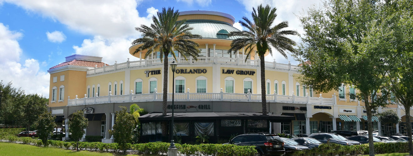 Exterior photo of The Orlando Law Group - Waterford Lakes office